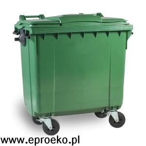 Pojemnik na odpady 770l