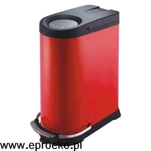Kosz bezdotykowy 40l 248 RED