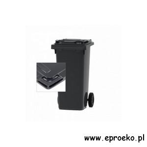 Pojemnik na odpady 120l ESE CL grafit