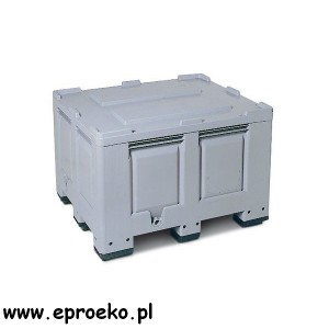 Pojemnik, kontener na zużyte akumulatory