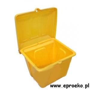 Skrzynia, pojemnik na piasek, sól lub sorbent AZJ 100l